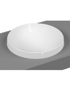 Vitra Frame 5651B403-0016 Раковина-чаша, круглая 38 см, встраиваемая сверху