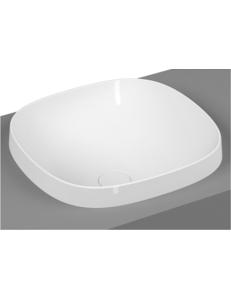 Vitra Frame 5654B403-0016 Раковина-чаша, прямоугольная 41 см, встраиваемая сверху