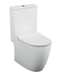 VitrA Sento 9830B003-7204 Унитаз Rim-Ex Open-Back с бачком и сиденьем SoftClose
