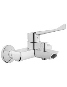 VitrA AquaMed Solid-S A42485EXP Медицинский смеситель для ванны / душа