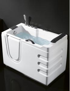 Abber AB9000 B Ванна акриловая гидромассажная 130х70 см, белый