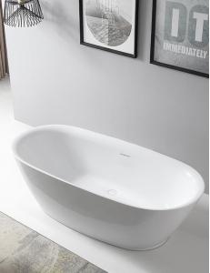 Abber AB9205 Ванна акриловая отдельностоящая 180х84 см, белый
