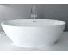 Abber AB9207 Ванна акриловая отдельностоящая, 165х80 см, белый