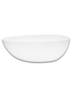Abber AB9211 Ванна акриловая отдельностоящая, 170х85 см, белый