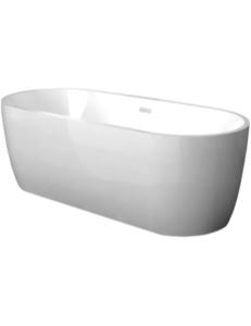 Abber AB9219 Ванна акриловая отдельностоящая 175х80 см, белый