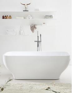 Abber AB9220 Ванна акриловая отдельностоящая 170х70 см, белый