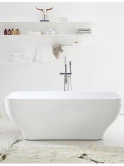 Abber AB9220 Ванна акриловая отдельностоящая, 170х70 см, белый