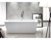 Abber AB9224-1.6 Ванна акриловая отдельностоящая, 160х80 см, белый