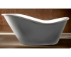 Abber AB9231 Ванна акриловая отдельностоящая, 170х80 см, белый