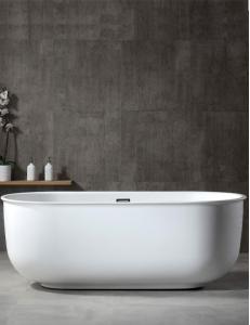 Abber AB9244 Ванна акриловая отдельностоящая 170х80 см, белый