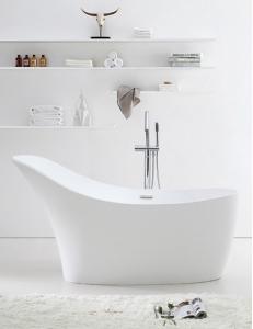 Abber AB9245 Ванна акриловая отдельностоящая 169х75 см, белый