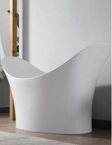 Abber AB9250 Ванна акриловая отдельностоящая 175х78 см, белый