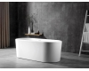 Abber AB9272-1.7 Ванна акриловая отдельностоящая, 170х70 см, белый