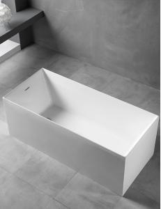 Abber AB9274-1.7 Ванна акриловая отдельностоящая 170х75 см, белый