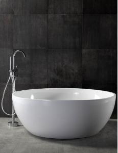 Abber AB9279 Ванна акриловая отдельностоящая 150х150 см, белый