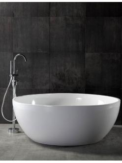 Abber AB9279 Ванна акриловая отдельностоящая, 150х150 см, белый