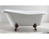 Abber AB9292 Ванна акриловая отдельностоящая, 172х81 см, белый