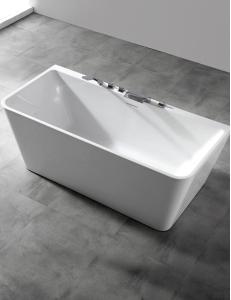 Abber AB9298 Ванна акриловая отдельностоящая 170х80 см, белый