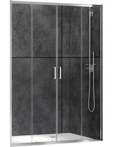 Abber Schwarzer Diamant AG33170 Душевая дверь 170х190 см
