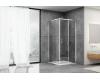 Abber Schwarzer Diamant AG02129 Душевой уголок с раздвижными дверьми