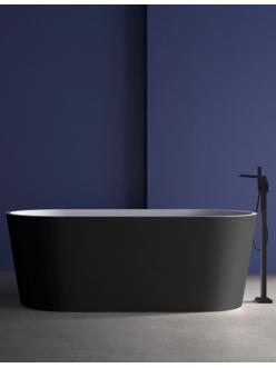 Abber AB9209B Ванна акриловая отдельностоящая, 170х80 см, черный