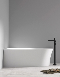 Abber AB9258-1.5 Ванна акриловая пристенная 150х78 см, белый