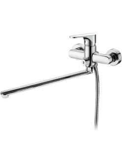 Смеситель для ванны Abber Eleganz AF8314 Хром