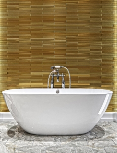 AquaStone Бали 170 Ванна овальная, отдельностоящая из искусственного камня