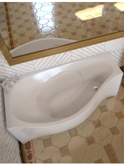 AquaStone Корсика 170 – ванна из искусственного камня (мрамора)