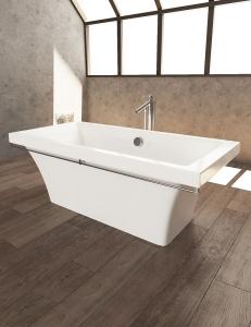 AquaStone Мадрид – ванна из искусственного камня