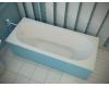 AquaStone Наоми 170 – прямоугольная ванна из искусственного камня на ножках