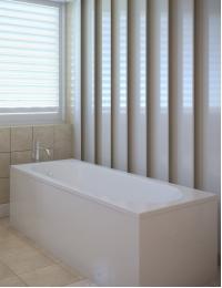 AquaStone Наоми 180х80 – ванна прямоугольная из искусственного камня