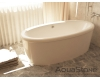 AquaStone Оливия 180 – ванна из искусственного камня с экраном