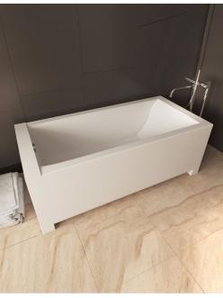 AquaStone Квадро 180 – ванна из искусственного камня