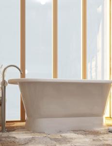 AquaStone Венеция 175 – ванна из искусственного камня