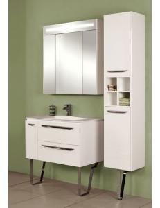 Акватон Блент 80 Белый Комплект мебели для ванной