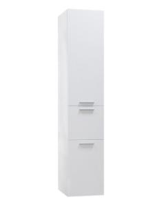 Акватон Инди 34 Пенал подвесной, Белый глянцевый