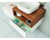 Акватон Интегро Орех – Онлайн калькулятор модульной мебели для ванной