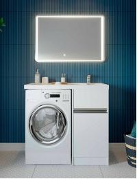 Акватон Лондри 105 Мебель для стиральной машины
