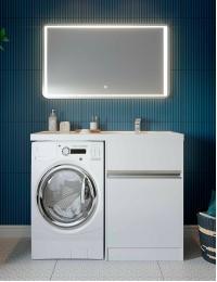 Акватон Лондри 120 Мебель для стиральной машины