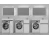 Комплект Акватон Лондри 105 – Тумба с раковиной под стиральную машину