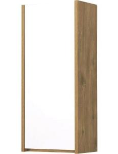 Акватон Сканди 35 Шкаф-колонна, Белый/Дуб Рустик