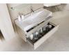 Aqwella Bergamo 100 – Подвесной комплект мебели для ванных комнат