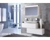 Aqwella Genesis 120 GEN0112W – Комплект модульной мебели для ванной комнаты