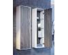 Aqwella Genesis 120 GEN0112MG – Комплект модульной мебели для ванной комнаты