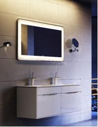 Aqwella Malaga 120 – комплект мебели для ванной