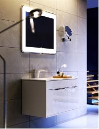 Aqwella Malaga 90 – комплект мебели для ванной