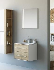 Aqwella Miami  60 – комплект мебели для ванной