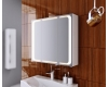 Aqwella Milan 80 – Подвесная мебель для ванных комнат с распашными дверцами