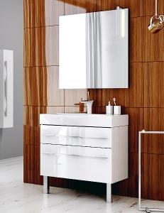 Aqwella Milan  80 Напольный комплект мебели